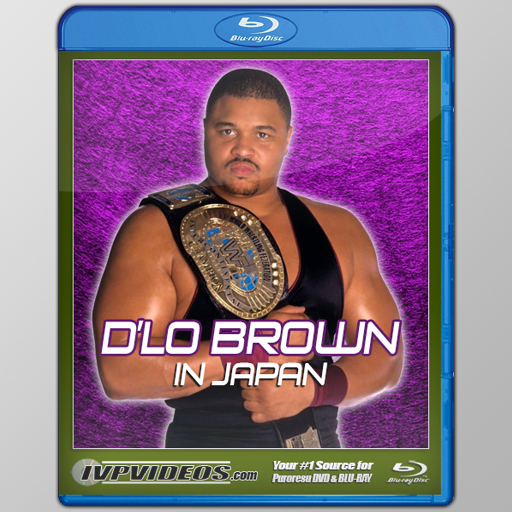 Best of D-Lo Brown (Blu-Ray with Cover Art)